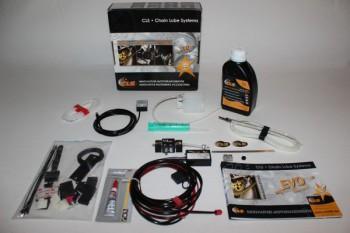 CLS EVO Sport mit CLS Control Display