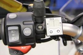 CLS Control 2 für ein CLS EVO Kettenschmiersystem und ein CLS Heat Heizgriffsystem