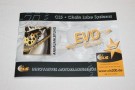 Einbauanleitung CLS EVO Tour/Sport